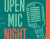 Stevenson Open Mic Night