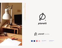 Branding for planett