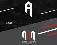 ALLERGIC II AVERAGE Branding design