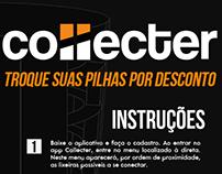 Projeto Collecter - Instruções de uso e email marketing