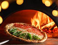 Pizzeria foodphotography|| IL Molino, Kiev