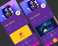 Music Player Mobile App