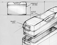 Sketchbook II : Brainstorms
