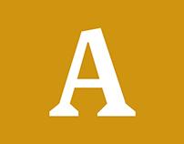 ABAQUE - Typeface