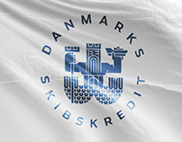 Danmarks Skibskredit - Corporate Visual Identity