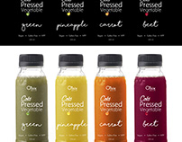 Oisix juice packaging proposition