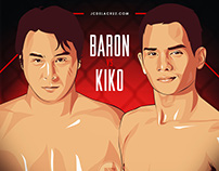 BARON VS KIKO