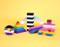 Love is Love - Paper Craft