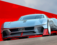 audi eins. Vred Visualisation
