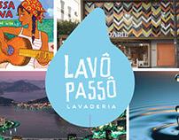 Branding Lavô Passô