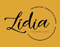 Logo Design - Lídia Tavares Dias
