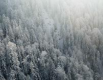 Hiking in Bavaria IV: winter