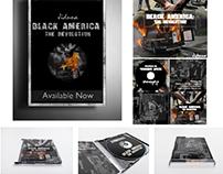 Black America: The Revolution CD Design