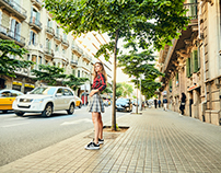 Barcelona for @RipleyPeru