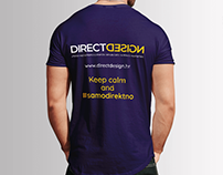 Direct Design - Tshirt Design