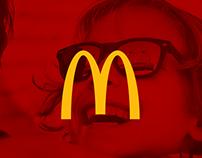 McDonald's DR   Social Media