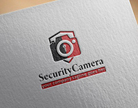 Security Camera Logo Design
