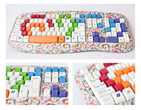 Creative New Designed Keyboard