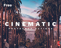 Free Film-Inspired Photoshop Actions