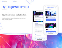 Hopscotch App Design