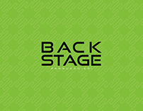 Backstage   Parrucchieri - Immagine coordinata