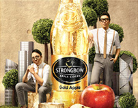 Strongbow - Take It Easy