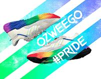 Adidas Ozweego Pride UI