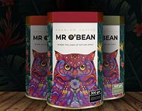 MR O'bean Coffee