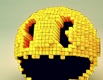 Block Art 3D