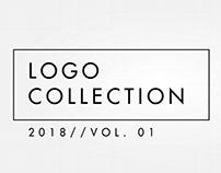 LOGO COLLECTION • 2018//VOL. 01
