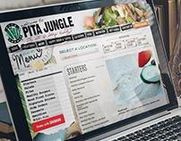 Pita Jungle Research & Usability Testing