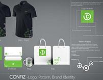 Brand Identity Design (Concept) - Confiz