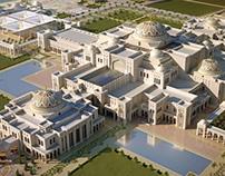 Abu Dhabi Presidential Palace, LOD 500 BIM models,2015