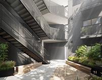 Grove Street Residences | CGI