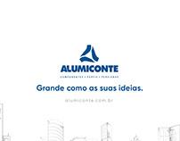 Reposicionamento Alumiconte