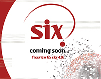 Six! Cricket Channel: Brand Guidelines