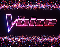 THE VOICE - SEASON 14 REBRAND