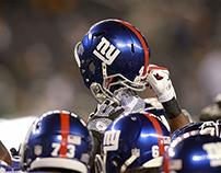 The New York Giants Identity Update