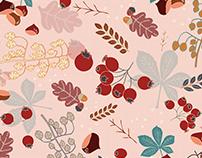 Forest Walk (Pattern)