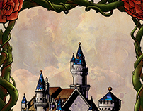 Grimm's Fairy Tale Book Covers