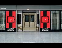 Sliding Doors Advertising ( swatch )