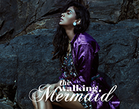 The Walking Mermaid