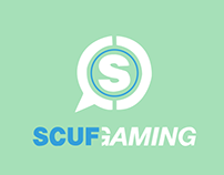 Scuf Logo Animation