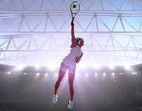 Wimbledon Animation