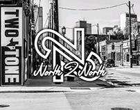 North 2 North - Identity Design