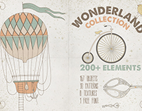 Vintage Wonderland Collection