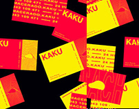 KAKU. Branding | Animation | UX UI