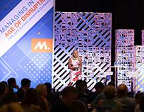 CMA 2018 Summer Leadership Conference Identity Design