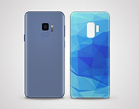 Galaxy S9 Case Mock-Ups