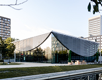 Erasmus Paviljoen by Powerhouse Company